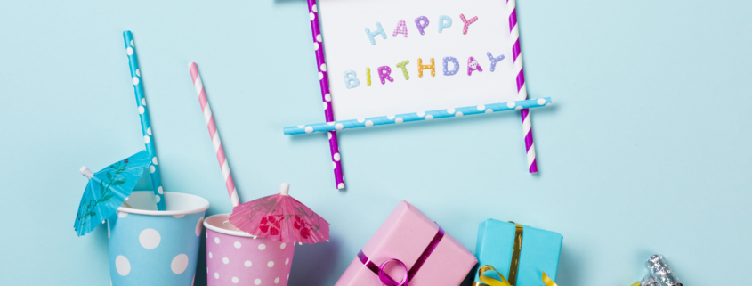 cumpleaños saludables
