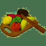 Juegos para trabajar la alimentación saludable