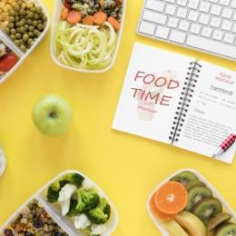 Planificación de menús